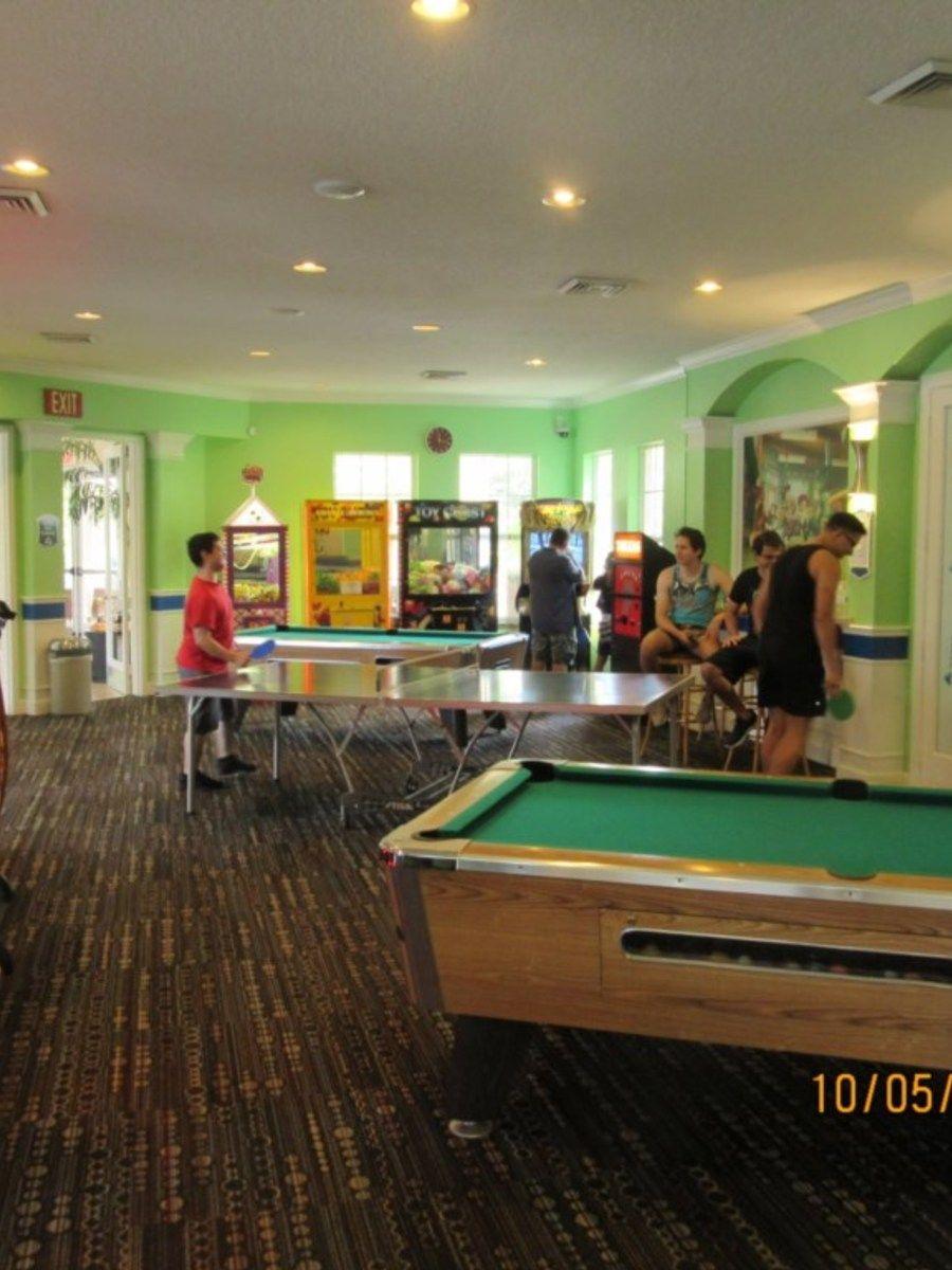 Portrait original gameroom